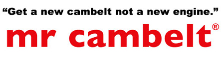 Mr Cambelt Logo